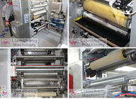 Electric Drying Tube Automatic Printing Machine 3 Motors Gravure Printing Equipment