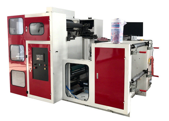 High Speed Satellite Automatic Printing Machine 18KW Total Power Flexographic Press